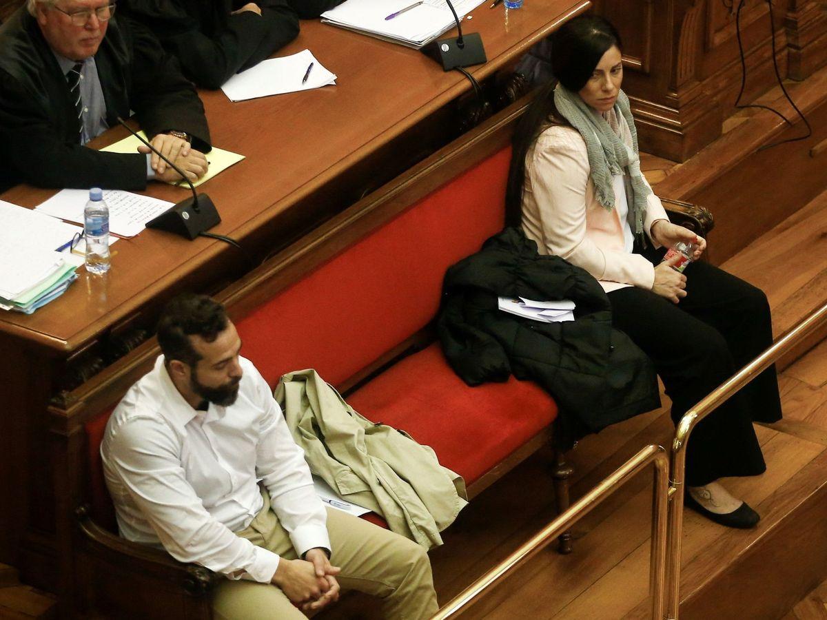 Foto: Resumen de las cuatro primeras jornadas del juicio por el conocido como 'crimen de la Guardia Urbana'. Foto: Efe