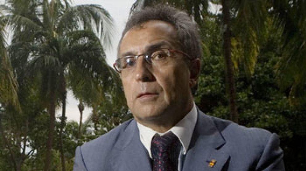 Alejandro Blanco anunció el máximo galardón del COE para Ballesteros