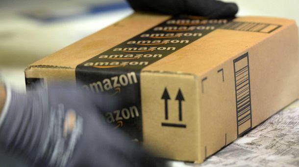 Foto: Amazon planea que sean los usuarios los que entreguen sus paquetes