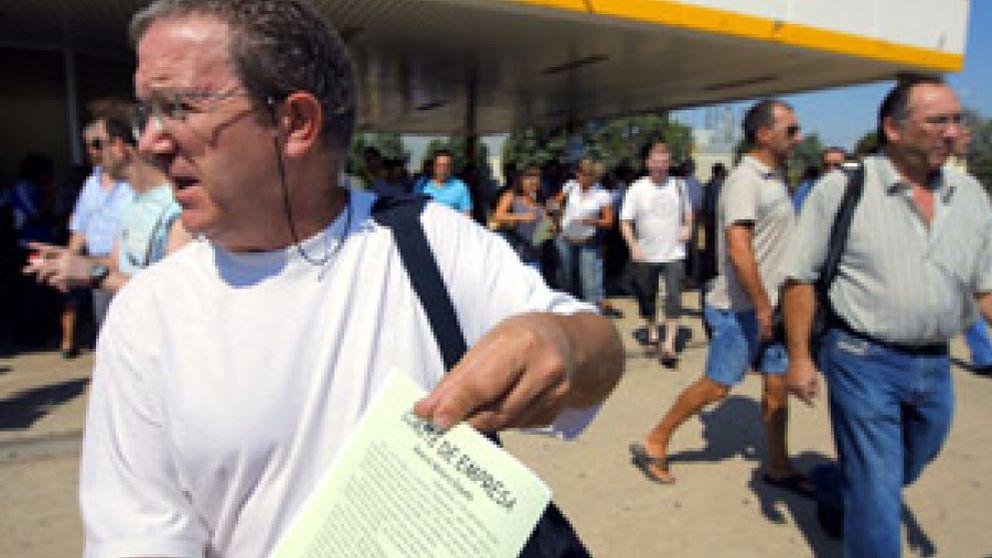 El plan de GM para Opel prevé el recorte de unos 900 empleos en Figueruelas