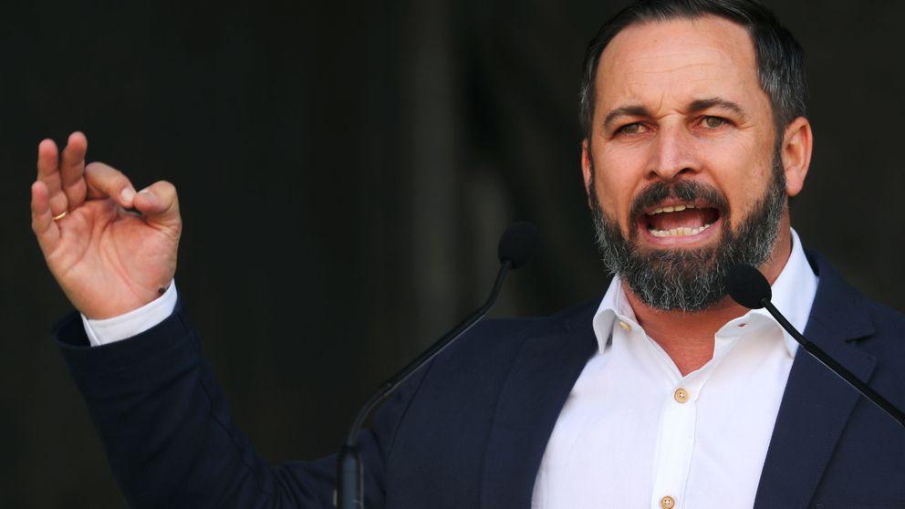 Abascal a Otegi: No podréis con España, ni con tiros en la nuca ni con bombas