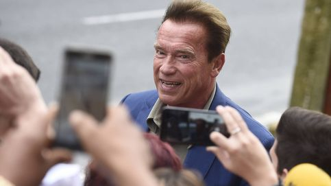 """Schwarzenegger: """"Algunas de mis películas eran para tirarlas por el retrete"""""""