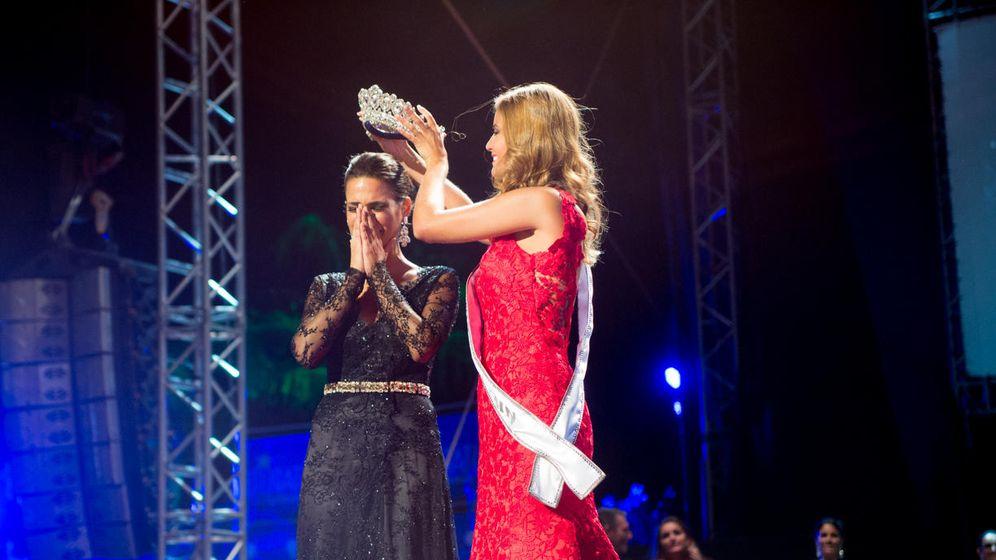 Foto: Carla García, Miss España 2015