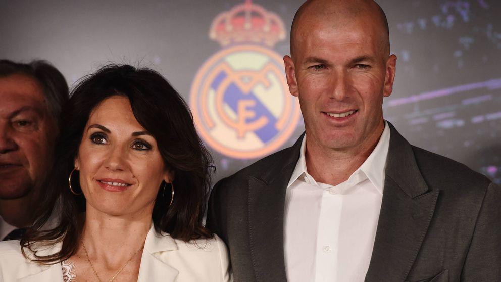 Sabemos dónde estaba Zidane mientras Sergio Ramos y Pilar Rubio se casaban