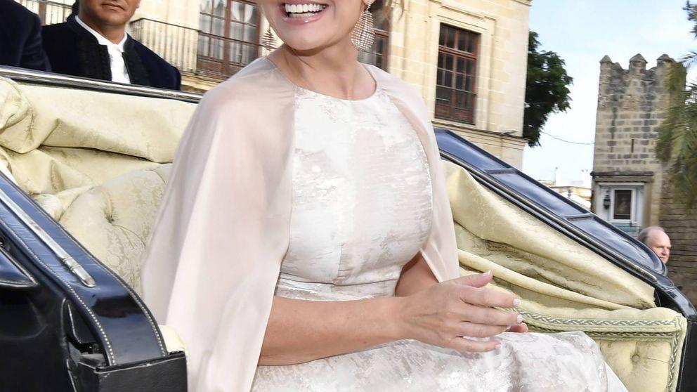 El vestido de novia de Ainhoa Arteta
