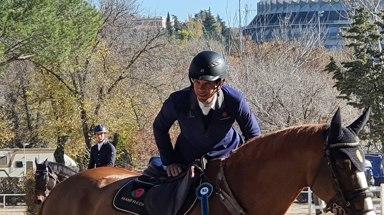 La entrañable (y exitosa) historia de Eduardo Álvarez Aznar y su caballo Legend