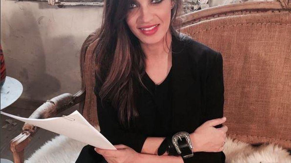 La misteriosa y fugaz visita de Sara Carbonero a Mediaset