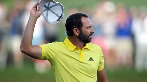 Sergio García impone su juego para ganar en Dubai y regresa al top ten