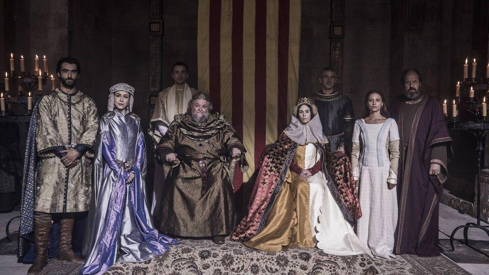 ¿Quién es quién en 'La catedral del mar', la nueva superproducción de Antena 3?