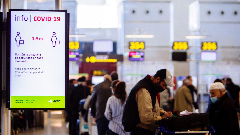 Andalucía detecta los 5 primeros contagios de la variante británica del coronavirus