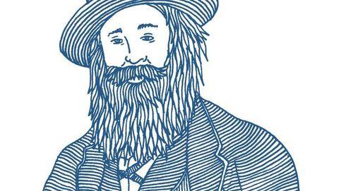 La guía ilustrada basada en las misteriosas columnas de Walt Whitman