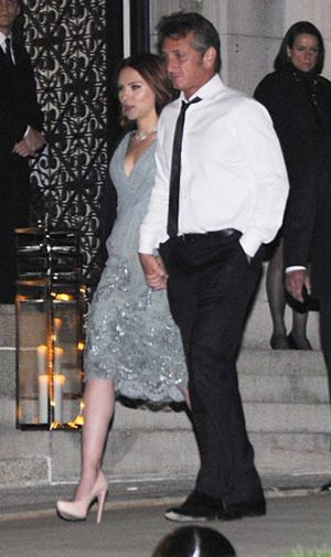 Scarlett y Sean Penn ponen punto y final a su relación