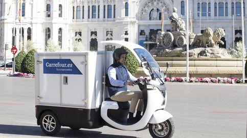 Carrefour se suma a la movilidad sostenible con coches inteligente para entregas urbanas