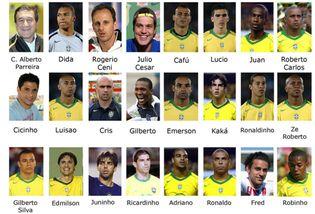 Foto: Brasil fue perjudicado en Alemania 2006 por las borracheras de sus jugadores