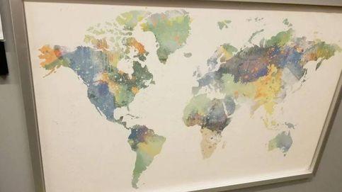 El error en el mapa de Ikea: ¿puedes verlo?