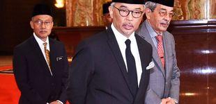 Post de Coronado el nuevo rey de Malasia tras la renuncia del anterior monarca