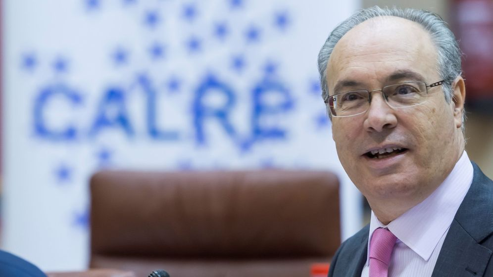 Foto: El presidente del Parlamento de Andalucía, Juan Pablo Durán. (EFE)