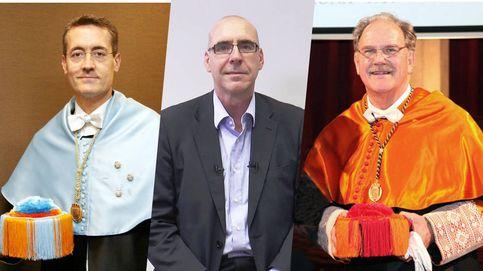 La churrería de tesis de la Camilo: familiares y plagiadores para sacar 26 en tres años