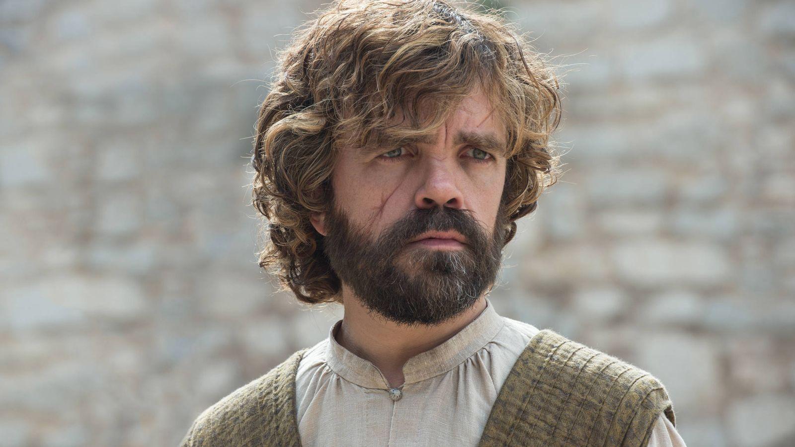 Foto: Peter Dinklage (Tyrion Lannister) en 'Juego de tronos'.