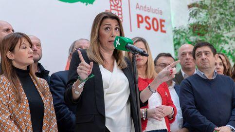 Susana Díaz asegura que si no gobierna se quedará en la oposición