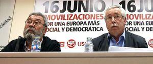 Foto: Daños colaterales: la reforma de las pensiones resquebraja la unidad de CCOO y UGT
