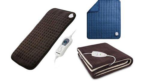 Las mejores mantas eléctricas y almohadas térmicas