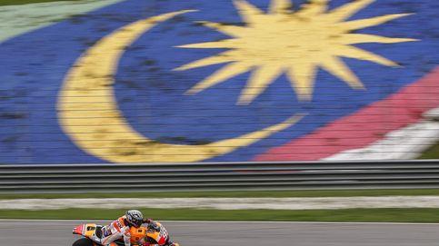 La Honda de Márquez tropieza en la misma piedra... y se encariña con ella