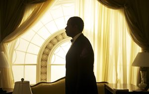 Obamafilia: el cine herido de halago
