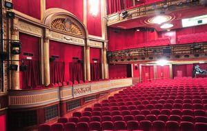 La SGAE vende a precio de saldo dos teatros en plena Gran Vía