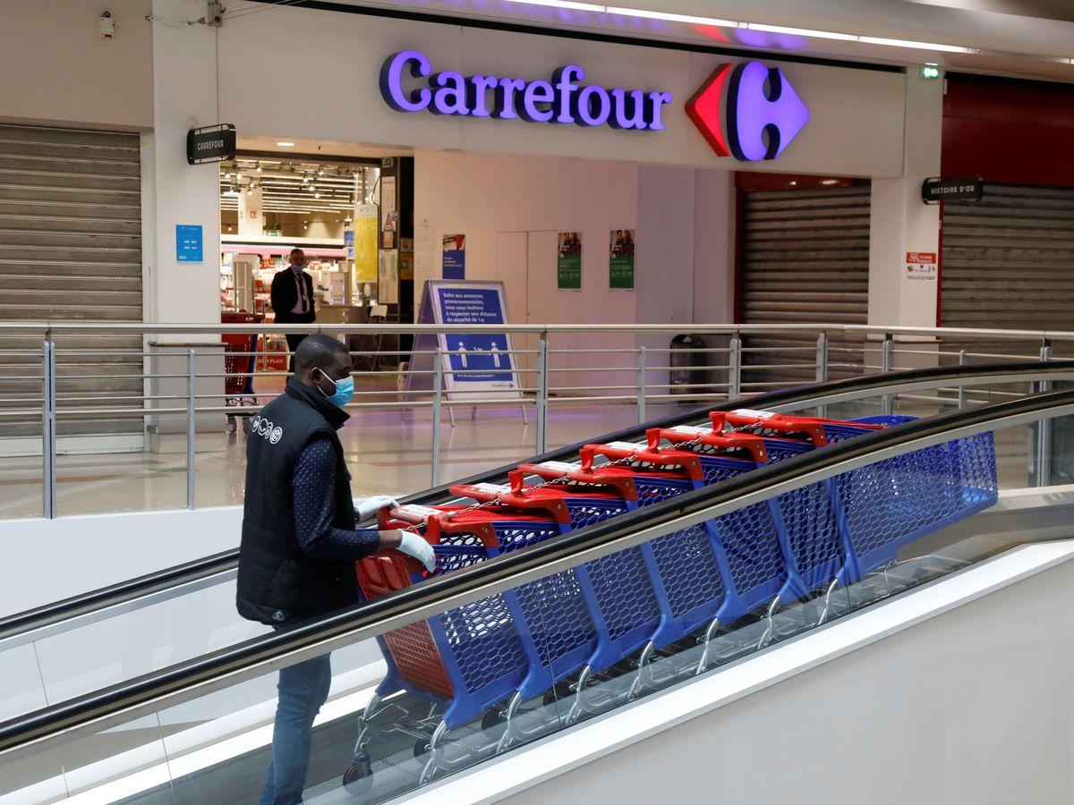 Foto: Supermercado en París (Reuters)