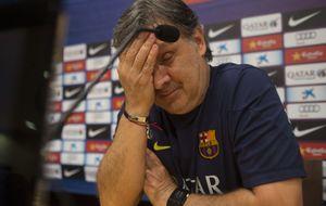 Martino: Nos faltan jugadores, pero no por eso somos más débiles