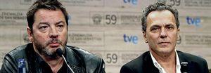 """Enrique Urbizu: """"El cine español no va a morir. Rodaremos con dos piedras si hace falta"""""""