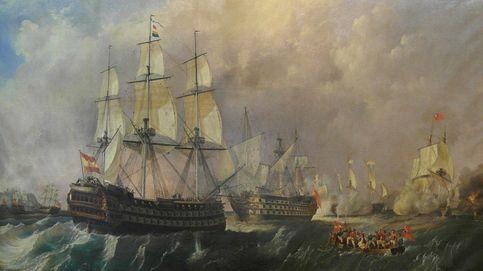 Un león contra una jauría: la historia de la nave española más grande