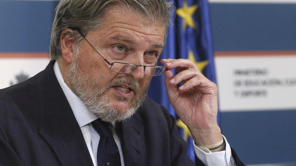 Íñigo Méndez de Vigo: No seré yo quien critique al ministro de Hacienda