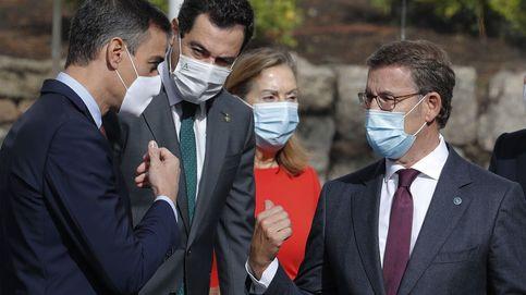 Feijóo, Page y Moreno defienden la España de las autonomías frente a populismos
