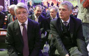 Villar aceptó durante años pagarés del Atlético hasta el veto del auditor