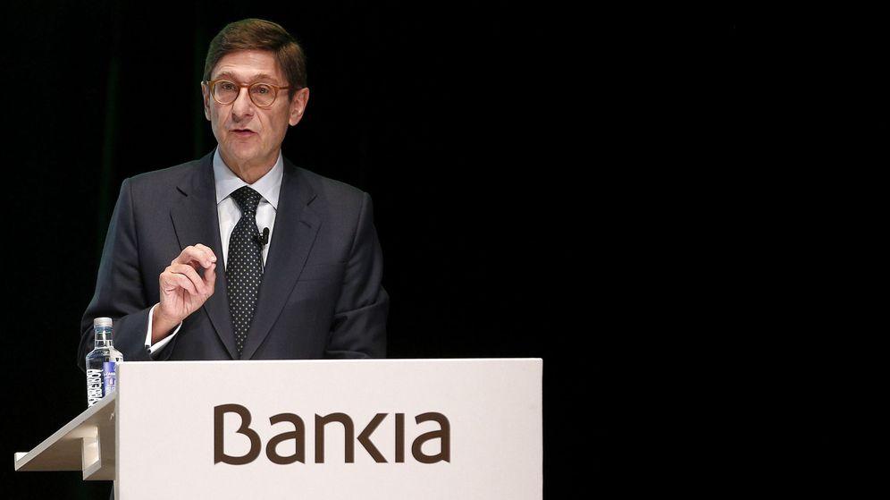 Foto: Junta general extraordinaria de accionistas de Bankia