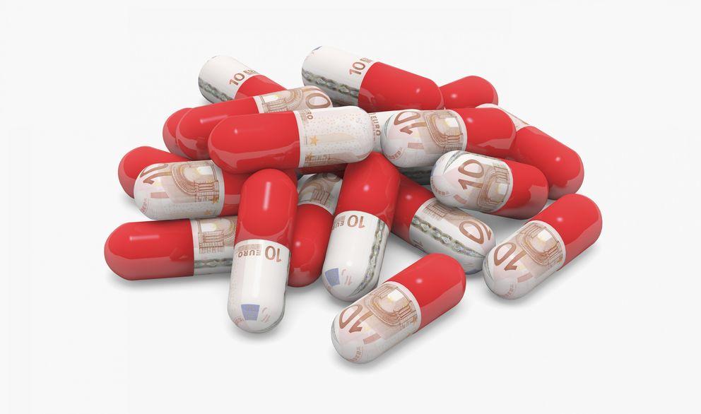 Foto: Creemos que los medicamentos caros funcionan mejor, lo que hace que funcionen mejor. (Corbis)