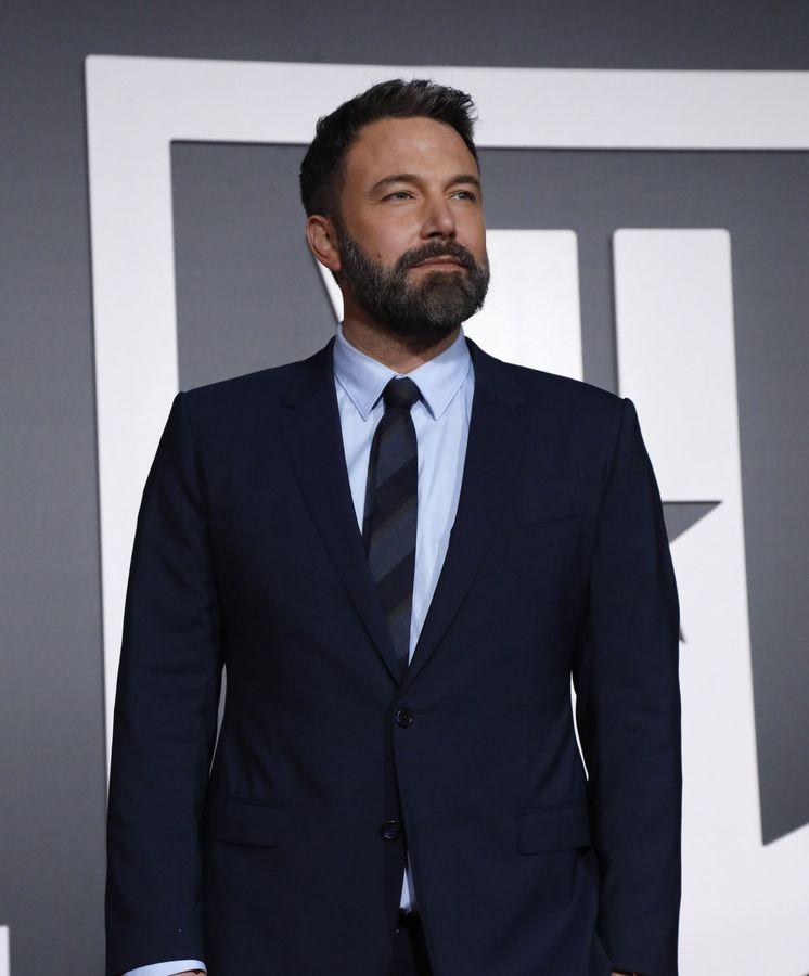 Foto: El actor en la première de 'La Liga de la Justicia'. (Reuters)