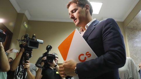 Rivera urge a Sánchez a aplicar el 155 en Cataluña y romper con los separatistas