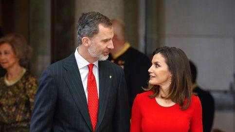 Don Felipe el 'recibidor': 134 regalos más que la reina Letizia en 2018