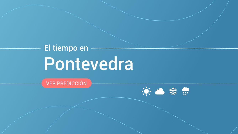 El tiempo en Pontevedra: previsión meteorológica de hoy, martes 17 de agosto