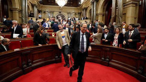 Torra y Aragonès culpan a la falta de diálogo del Gobierno de la violencia en la calle