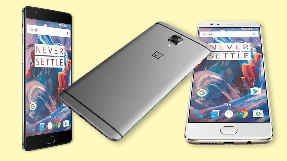 Foto: El nuevo OnePlus 3.