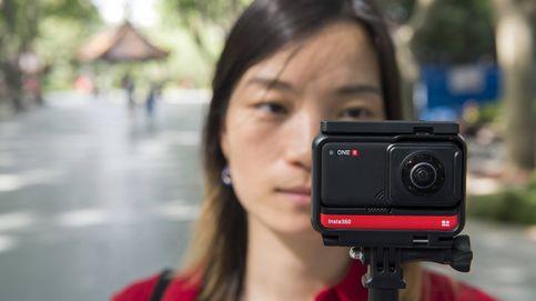 La cámara de acción china que reta a GoPro: probamos el invento modular de Insta360