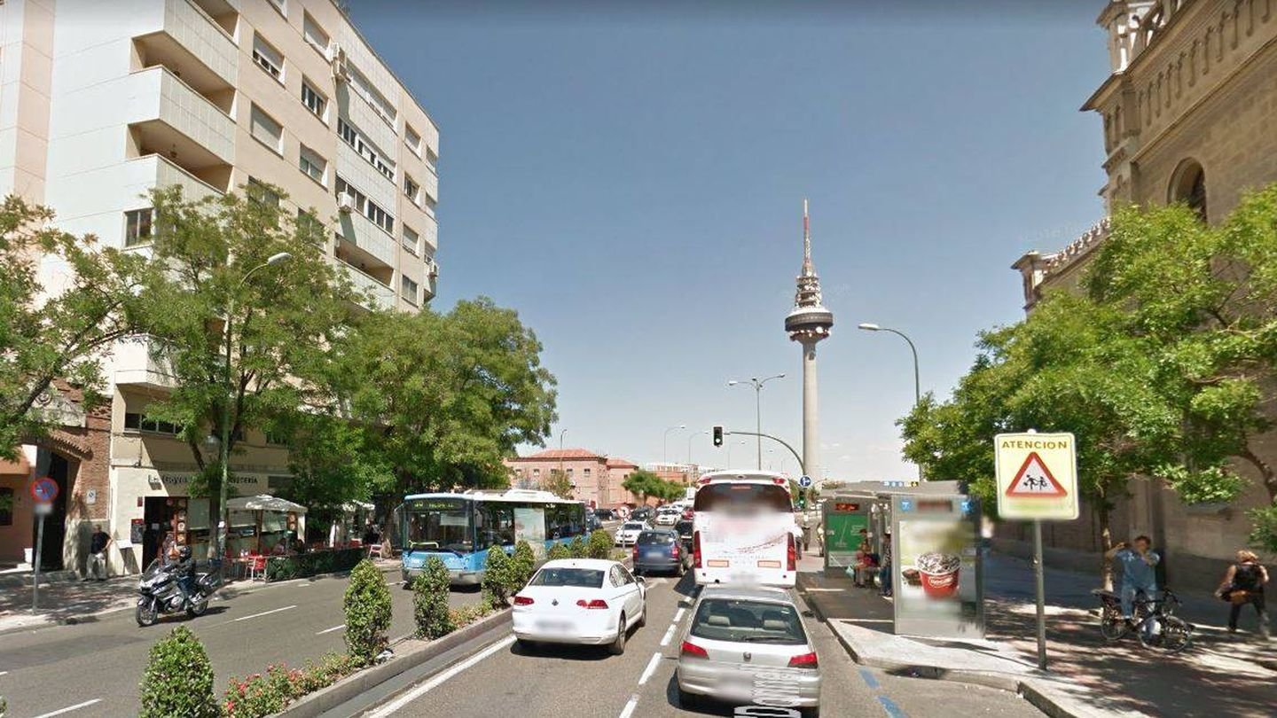 Calle O'Donnell. (Google Maps)