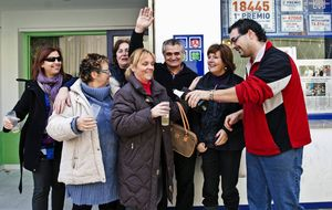 Un 69% compra lotería a conocidos para no quedar fuera si toca