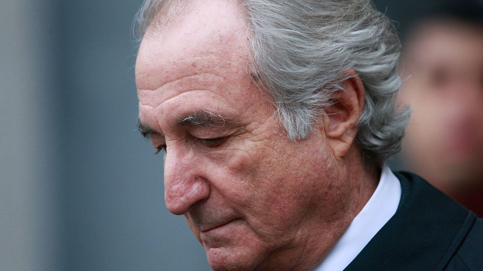 Foto: Bernard Madoff en 2009. (Getty)