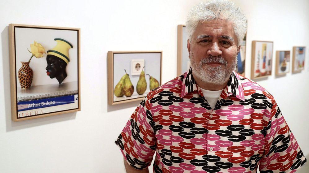 Foto: El cineasta Pedro Almodóvar. (EFE)