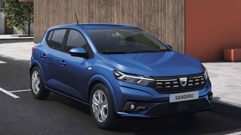 El Dacia Sandero, que ahora se renueva, es el segundo modelo más vendido en España en 2020.